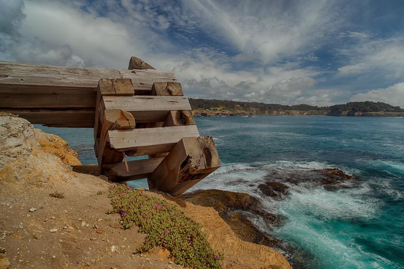 Coastal Piling - Monterey, CA