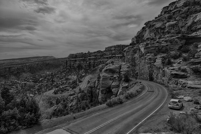 Rabbit Rest - Colorado National Monument, CO