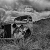 Retired Chevy - Near Trinidad, CO