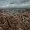 Painted Hills - Badlands National Park, SD