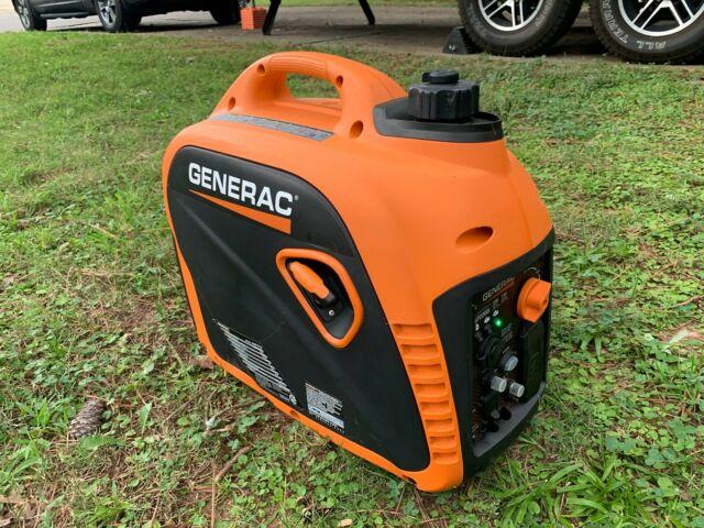Generac GP2200i review