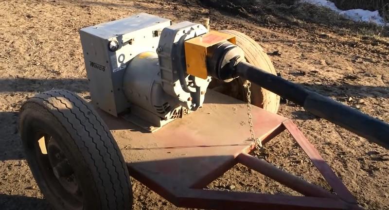 Winco 18kw PTO Generator