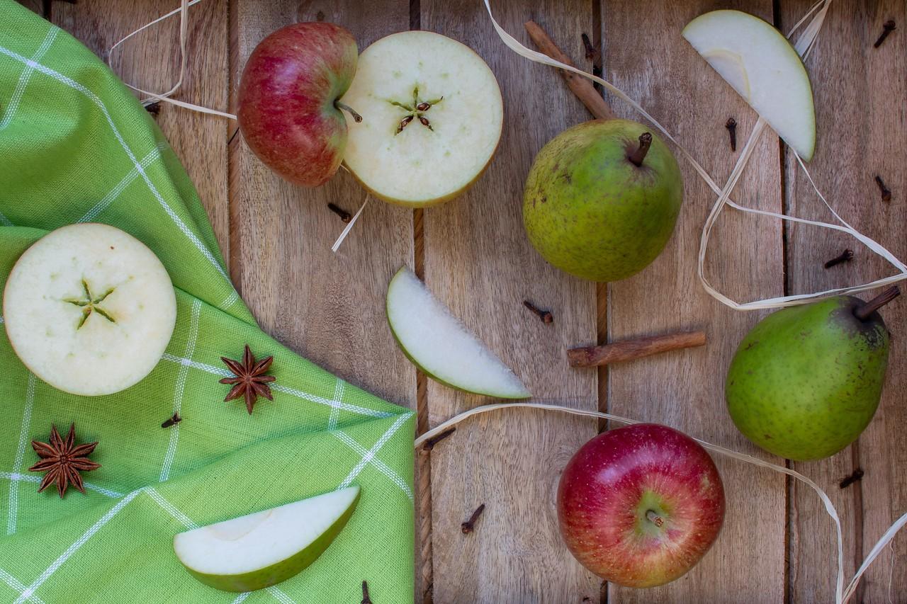 Storing sliced Apples