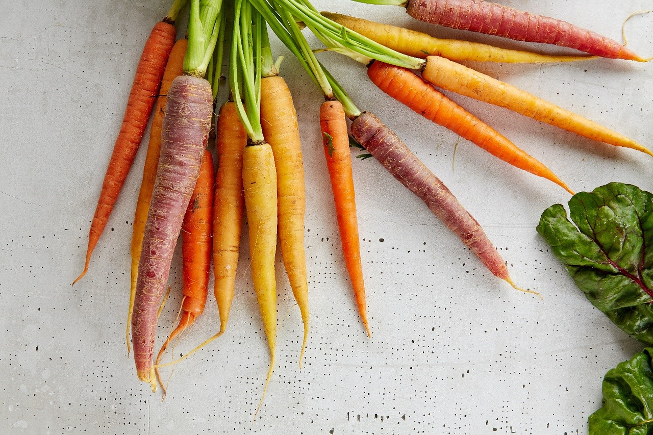 Fresh Vegetables Every Day