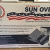 Sun Ovens International's All American Sun Oven