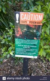 Poison Possums and Poison Control pests