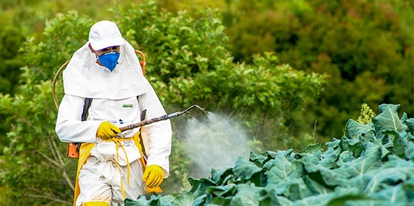 use pesticides pests