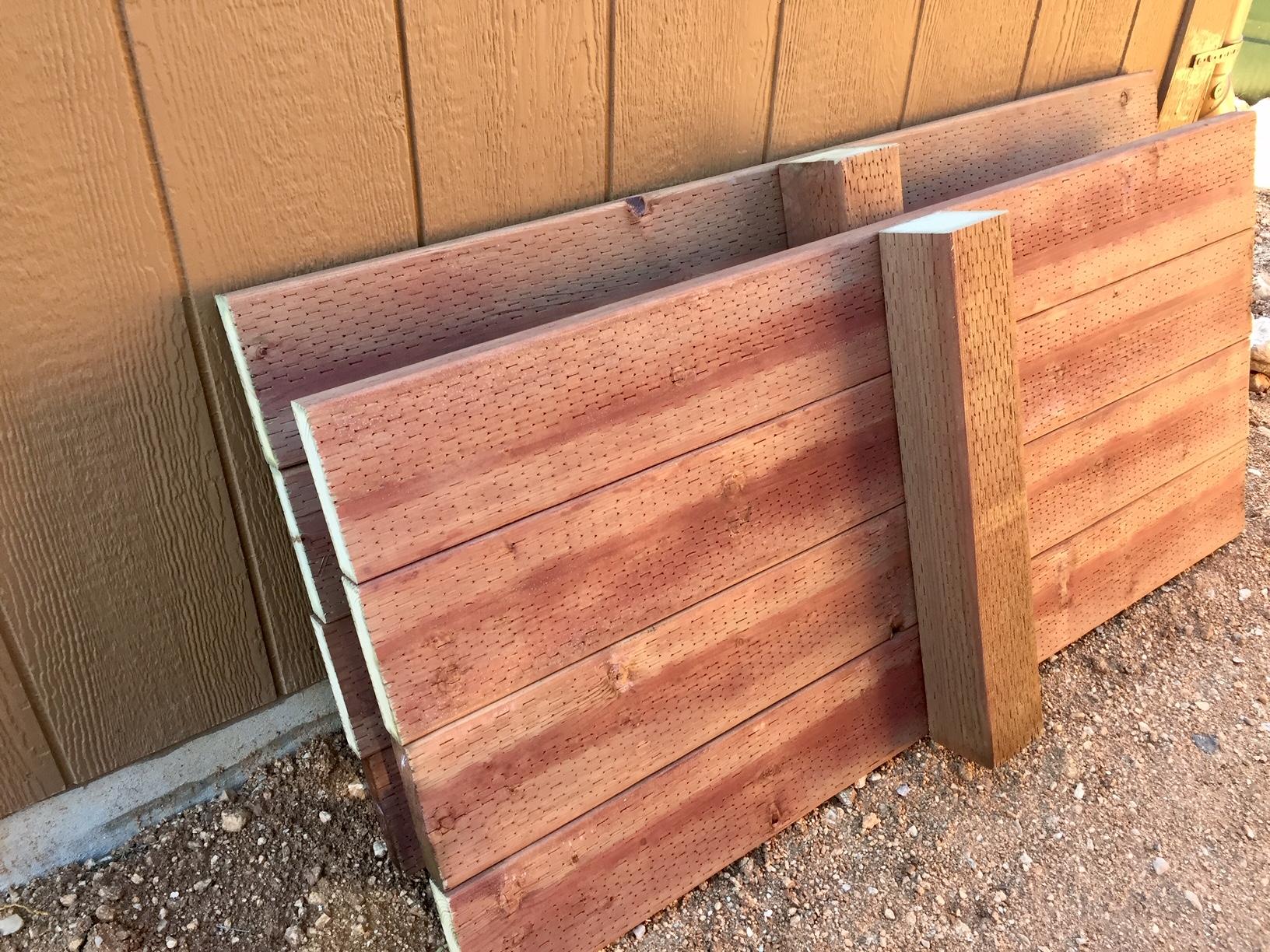 Building Garden Bed