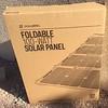 GoalZero Foldable Solar Panel