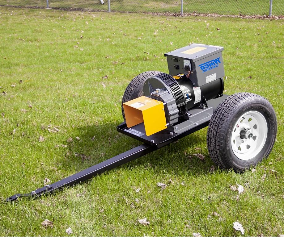 Winco PTO Generator 15kw