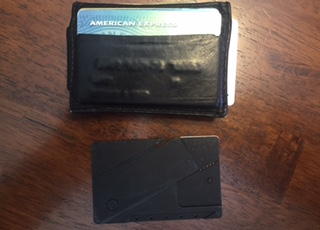 Credit Card Wallet Knife