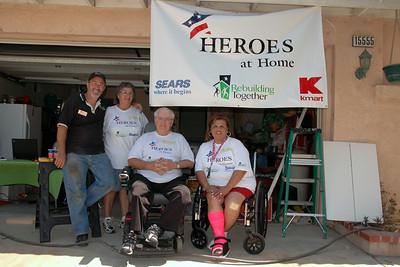 Heroes at Home Fontana