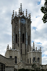 Auckland: Univ of Auckland Clock Tower