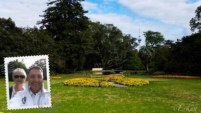 Auckland: Auckland Domain