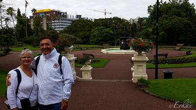 Auckland: Albert Park