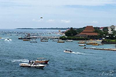 Arrival in Benoa Port