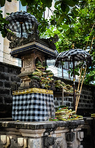 Mini Temple on the Street ... every house and shop have these.