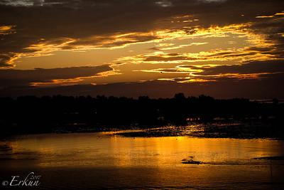 Sunrise @ Benoa Port