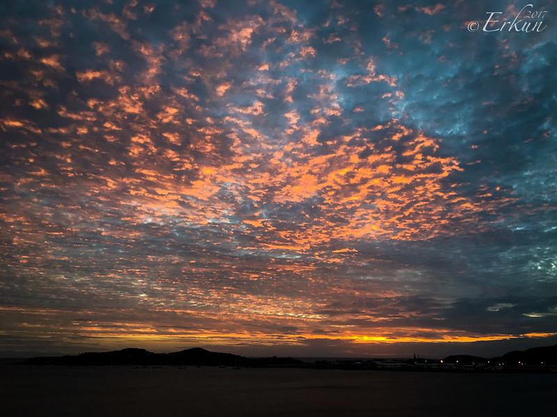 Sunset - Noumea