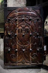 Museo San Agustin: Church & Monastery — Door of Love