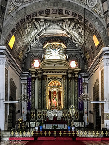 Museo San Agustin: Church & Monastery