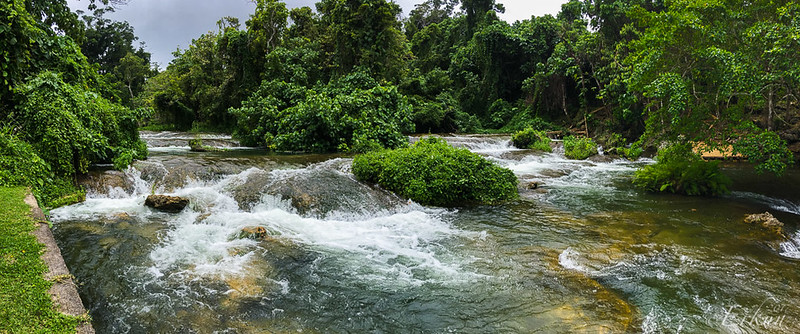 Rarru Cascades