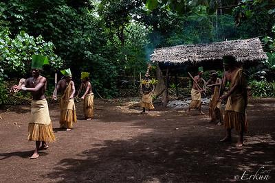 Iarofa Cultural Village