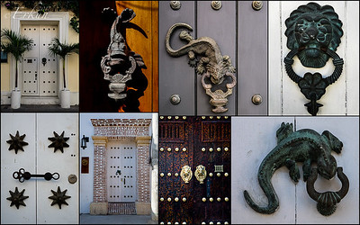 Doors of the Walled City