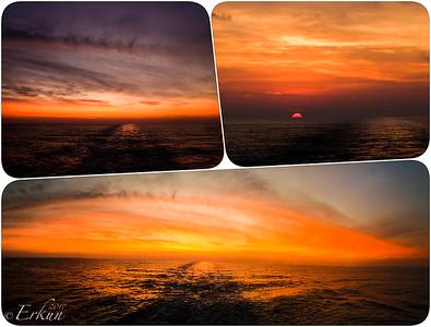 Sunrise @ Sea
