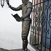 Cervantes ist auch hier  bekannt<br /> Cervantes is famous in Taxco