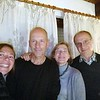 Mit Ulrike (Tom's Schwester) und Karl (ihrem Mann)<br /> With Ulrike (Tom's sister) and Karl (her husband)