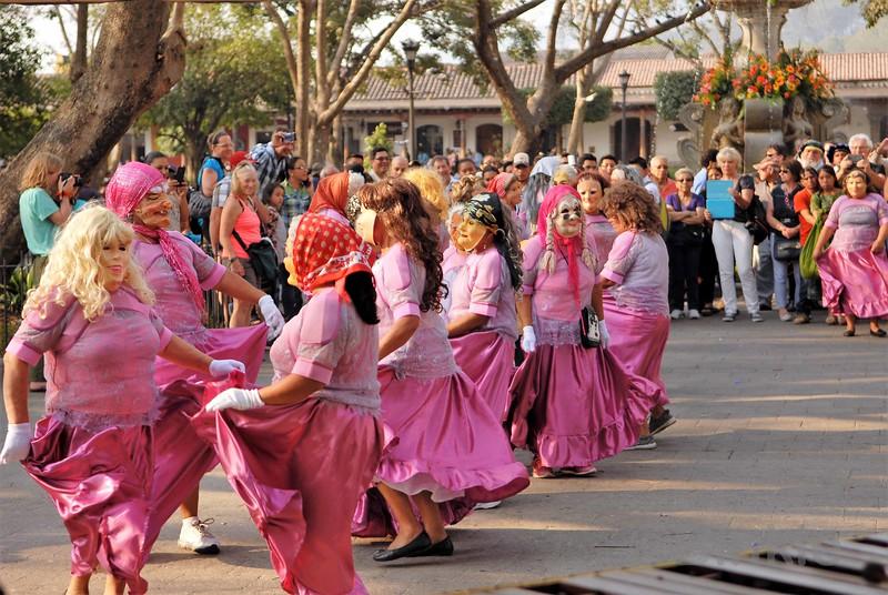 Lenz-Feierlichkeiten, Antigua Guatemala<br /> Lent celebration, Antigua Guatemala