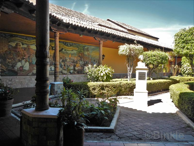 Centro Cultural Rosario Castellanos, Comitán de Domínguez