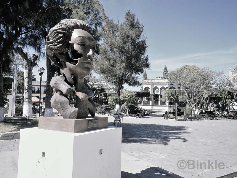 Parque Central, Comitán De Domínguez