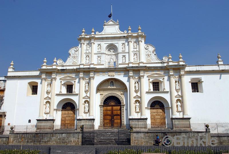 Kathedrale San José, Antigua Guatemala<br /> San José Cathedral, Antigua Guatemala