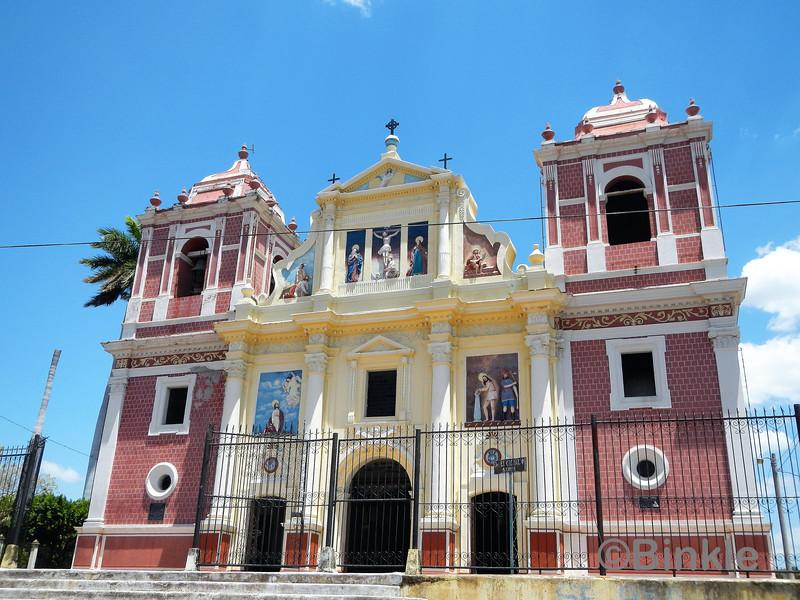 Iglesia El Calvario, León