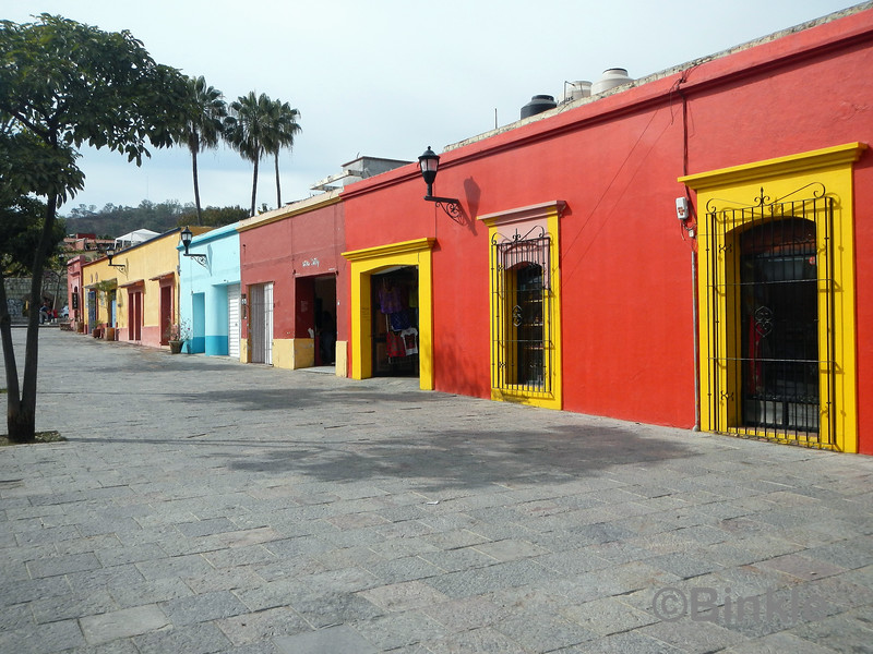 Altstadt von Oaxaca<br /> Historic center of Oaxaca