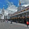 Plaza Grande % Palacio de Carondelet, Quito