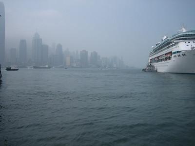 Hong Kong & Dubai