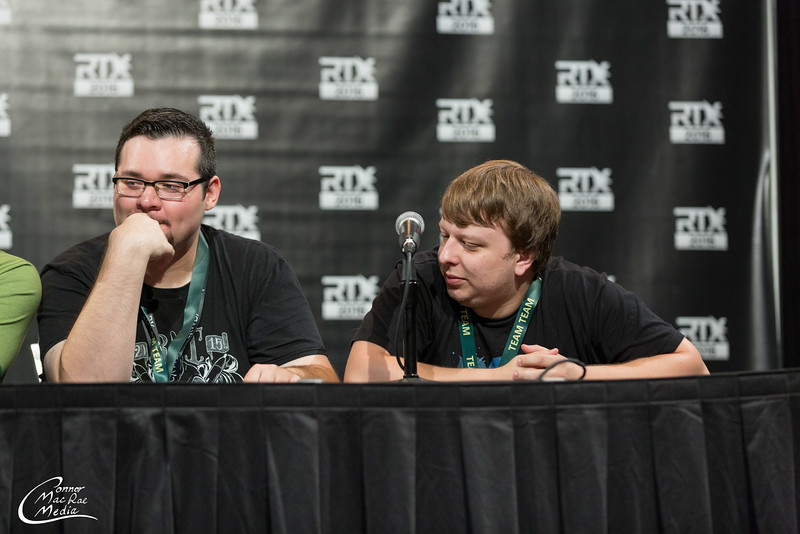 RTX 2016 by Connor MacRae