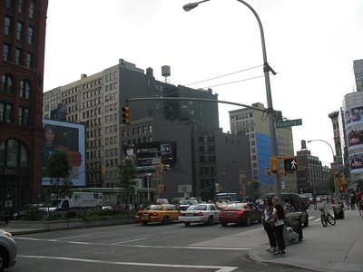 2014-06-13 NYC Streets & Subway