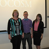 The Spring 2014 Symposium presenters! (MaryBeth, Jordan, and Colleen)