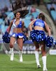 CANTERBURY-BANKSTOWN BULLDOGS CHEERLEADERS