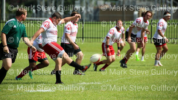 RUGBY - ULL - Battle for the Paddle 2015