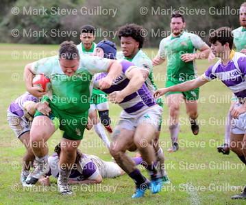 Rugby - UNT v LSU @ Highland Road Pitch, BRLA 01192019 103