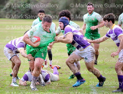 Rugby - UNT v LSU @ Highland Road Pitch, BRLA 01192019 102