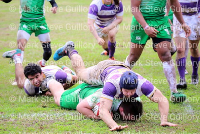 Rugby - UNT v LSU @ Highland Road Pitch, BRLA 01192019 106