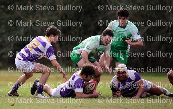 Rugby - UNT v LSU @ Highland Road Pitch, BRLA 01192019 081