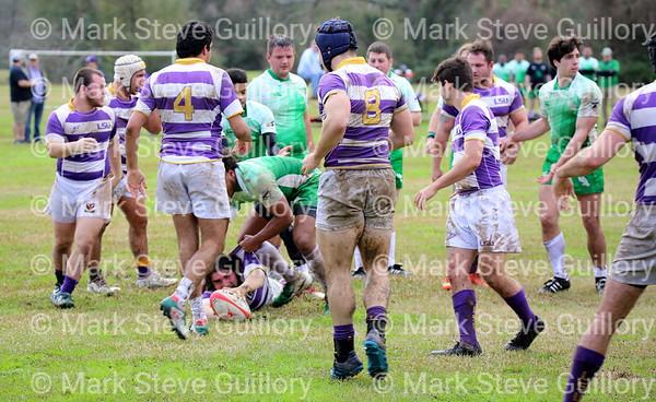 Rugby - UNT v LSU @ Highland Road Pitch, BRLA 01192019 099
