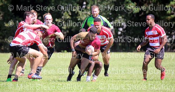Rugby - Loyola @ ULL, Lafayette, Louisiana 10132018 066